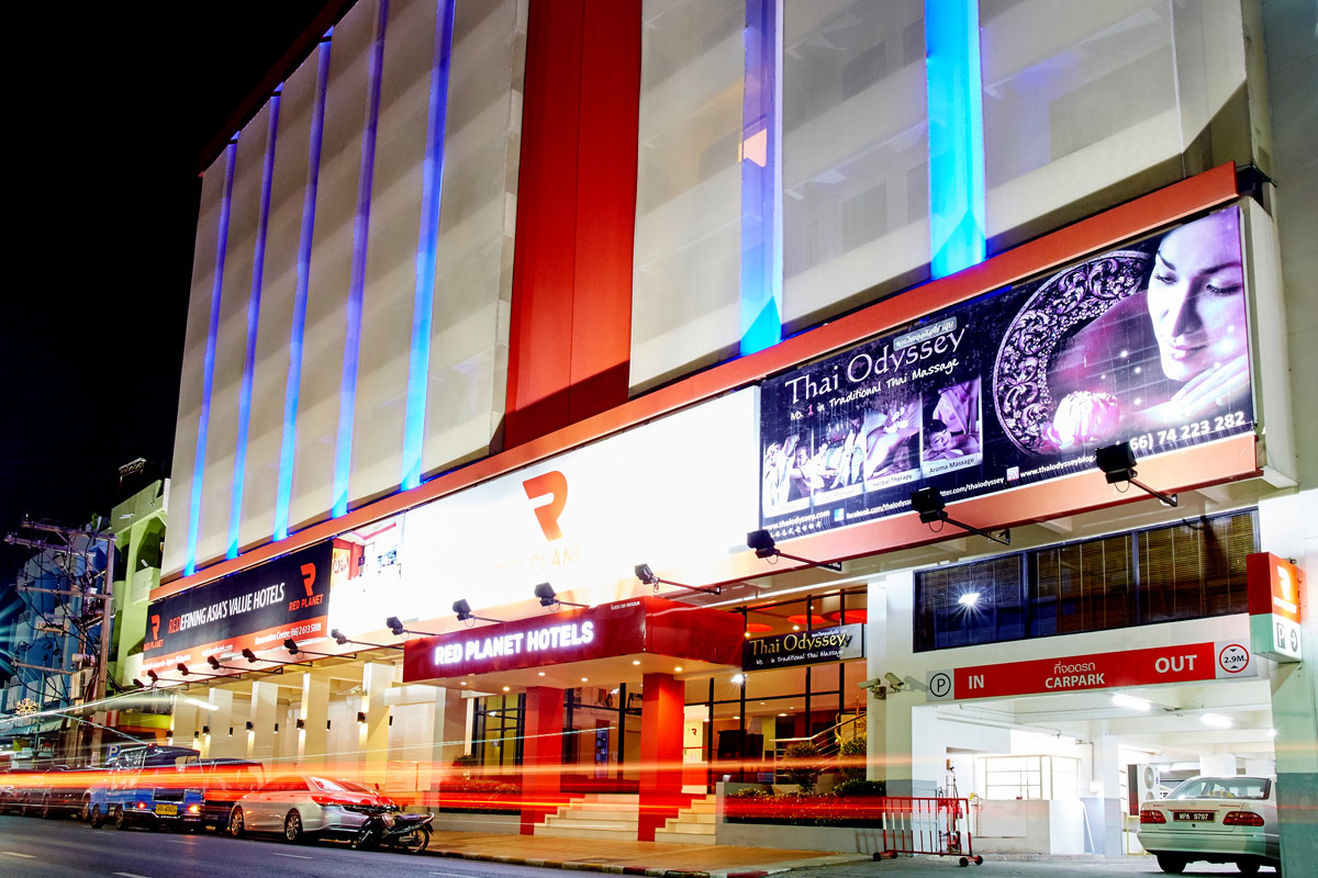 Image Result For Red Hatyai Hotel