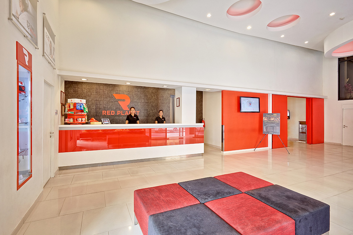 Red Planet Hat Yai | Budget Hotel Deals